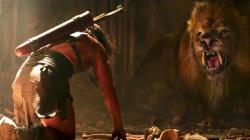 """""""The Nemean Lion"""" HERCULES Movie Clip"""