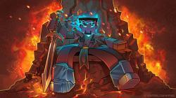 Minecraft Wallpaper Herobrine 06 minecraft wallpapers minecraft wallpaper herobrine free minecraft images