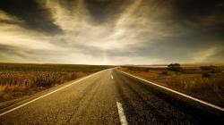 Highway Wallpaper