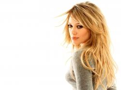 Hilary Duff Hair HD Wallpaper Widescreen