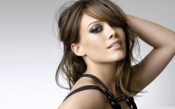 Hilary Duff 59 HD Wide Wallpaper for Widescreen