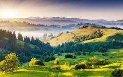 Wonderful Hills Wallpaper 45727