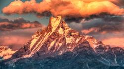 Description: The Wallpaper above is Himalaya sunset Wallpaper in Resolution 1920x1080. Choose your Resolution and Download Himalaya sunset Wallpaper