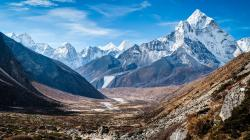 Free Himalayas Wallpaper 14740