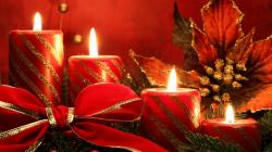 Having the right atmosphere when throwing a holiday party candles