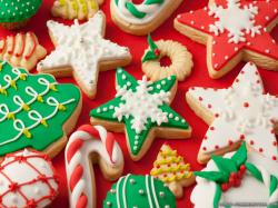 Wallpaper: Christmas Cookies wallpapers