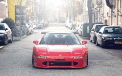 Honda NSX City Car