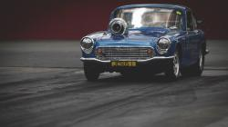 Honda S600 Drag Race