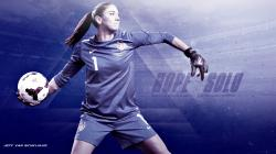 View And Download Hope Solo Wallpaper ...