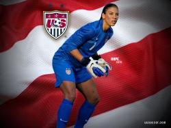 ... soccer-hope-solo-wallpapers ...
