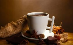 Hot chocolate HQ Wallpaper