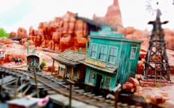 House Old Rails People Man Animal Close-Up Photo