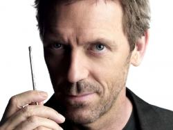 ... Hugh Laurie is in negotiations to play the CEO of Omnicorp, aka the main villain in the film. The role was originally held by the talented Ronny Cox.