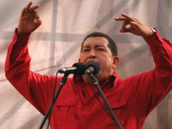 The late Hugo Chavez (Image: www.larednoticias.com)
