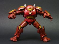 Lego Marvel Superheroes Hulkbuster Iron Man armour Powers