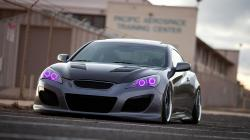 Hyundai Genesis Coupe Tuning Car