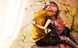 I love yout hug art Wallpapers Pictures Photos Images. «