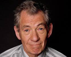 ... Ian McKellen; Ian McKellen