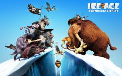 The Breath Taking Ice Age 4 By: Terrence Moore