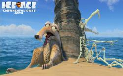 Ice Age 4: Continental Drift Wallpaper 10