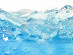 Ice Water Wallpaper