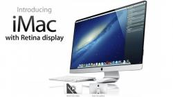 2012 APPLE iMACS WITH RETINA DISPLAY
