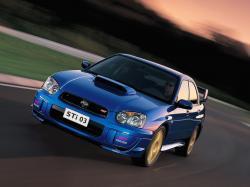 Picture of 2005 Subaru Impreza WRX STi Base, exterior