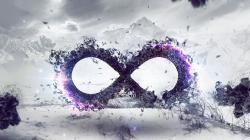 ... Infinity Symbol Wallpaper ...
