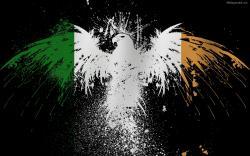 Irelandflagwallpaper Ireland Hd Free Wallpapers Backgrounds