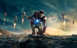 Iron Man 3 New