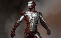 Iron man meinerding art