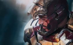 Iron Man Tony Stark Artwork