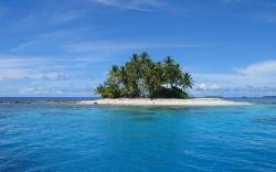 Island Wallpaper