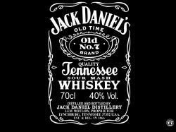 Jack Daniels font