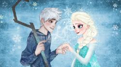 Name Jack Frost Queen Elsa Resolution