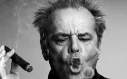Jack nicholson cigar