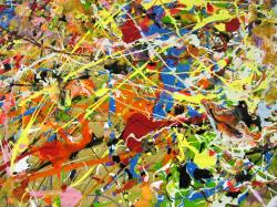High Resolution Jackson Pollock Wallpapers There Wallpaper