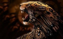 Jaguar artwork