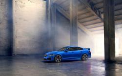 Jaguar XFR-S Blue Car