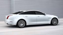 Jaguar XJ Ultimate 2013 Exterior And Interior Photos