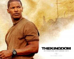 Jamie Foxx in The Kingdom