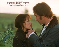 Lizzy and Mr. Darcy - jane-austen Fan Art