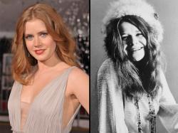 Amy Adams Set to Play Janis Joplin in New Film