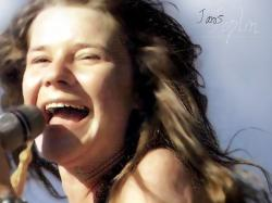 I imagine a great experiment when we replace all the hymns and music on a particular Sunday with the music of Janis Joplin. We don't say anything, ...