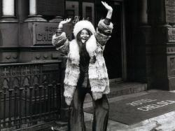 Janis Joplin by David Gahr