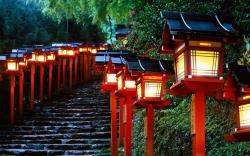 Japan kibune shrine