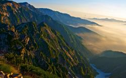 Japan north alps