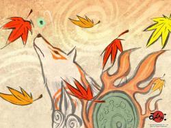 Japanese Wolf God Design Ideas Art Wallpaper Px
