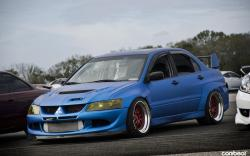Cars tuning mitsubishi lancer evolution jdm wallpaper