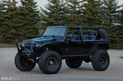 2012 Jeep Wrangler Apache 1280 x 1080